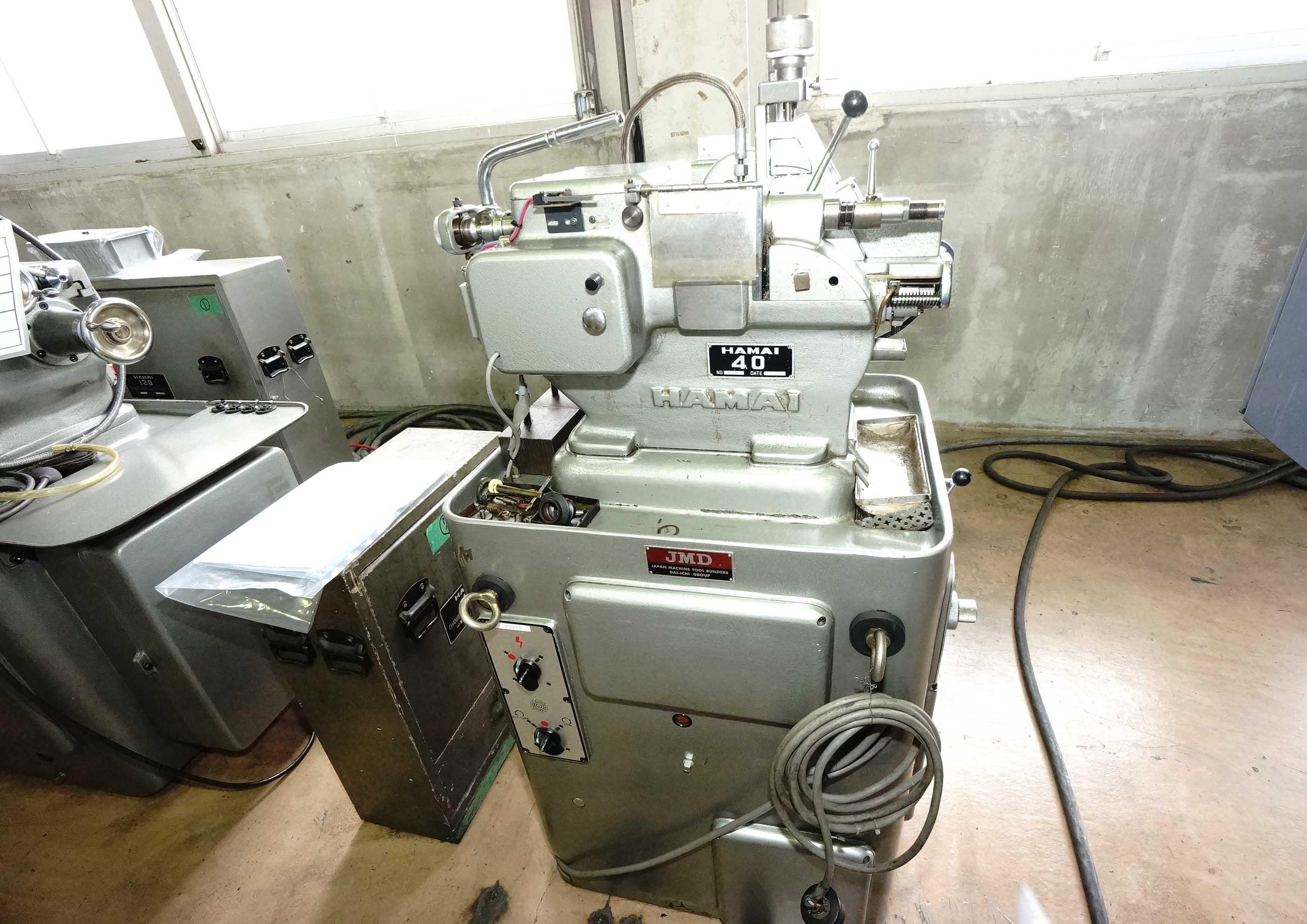 HOBING MACHINE HAMAI 40の画像