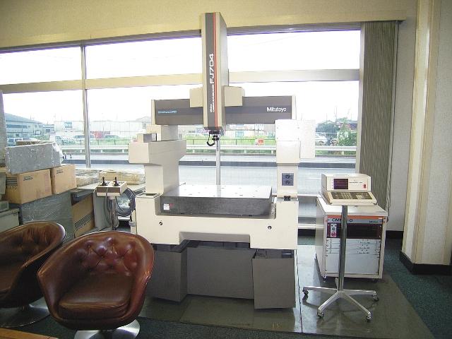 3D Coordinate Machine MITUTOYO FJ-704の画像