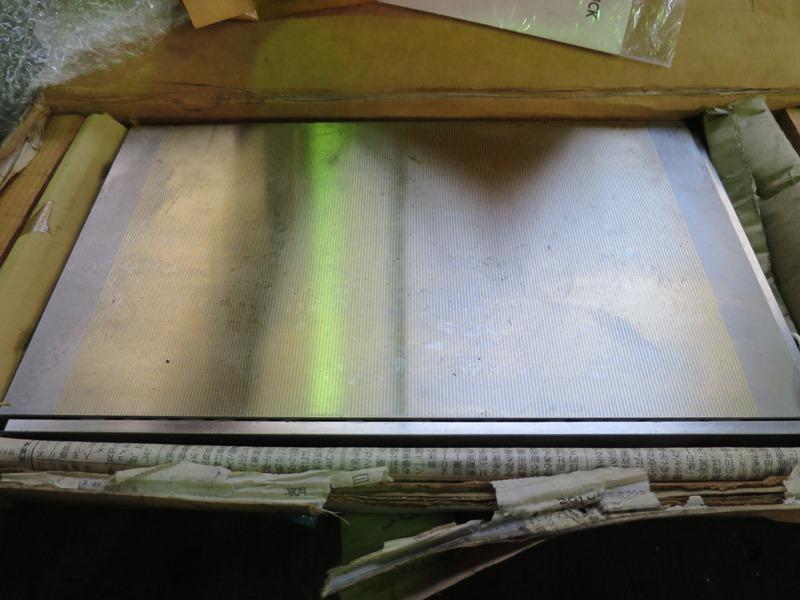 マグネットチャック カネテック RMWH-2035Aの画像