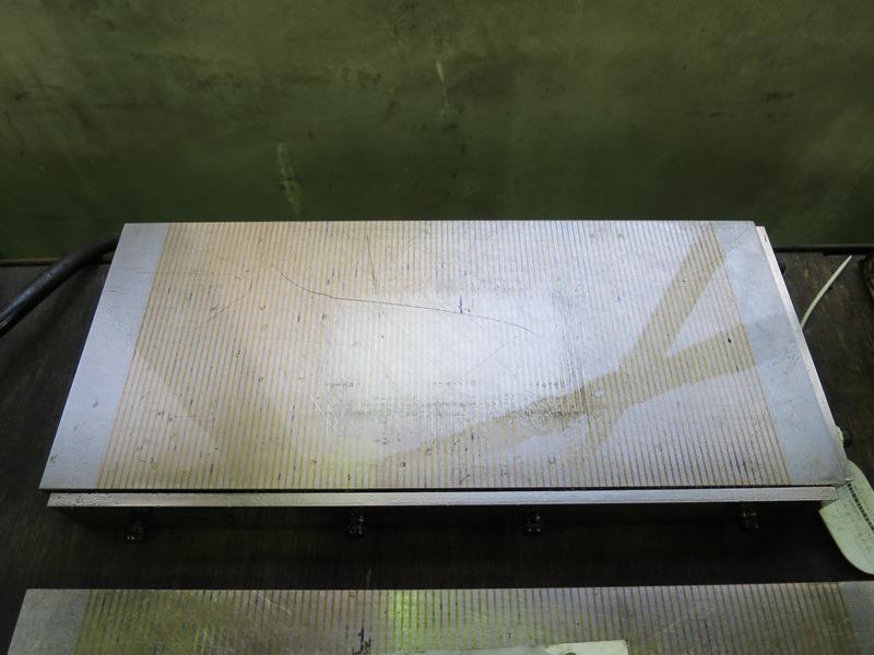 マグネットチャック カネテック RMWH-1535Bの画像