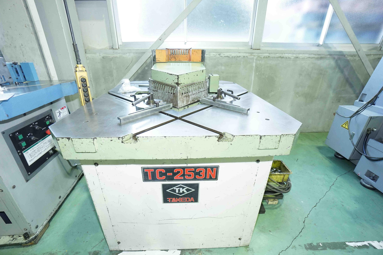 Notching Machine TAKEDA TC-253Nの画像
