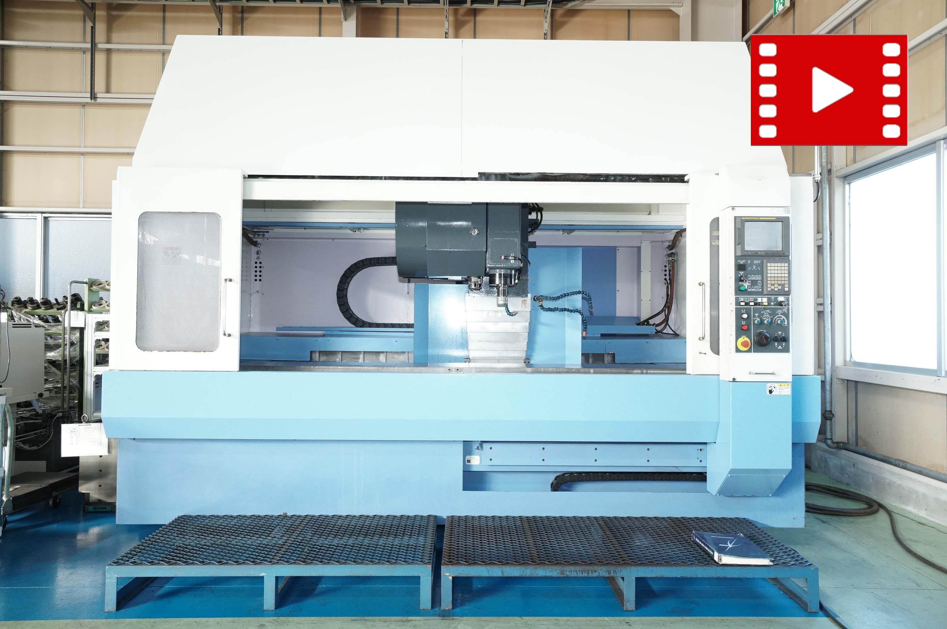 ロング立形マシニング キラ KN-40VB-2000STの画像