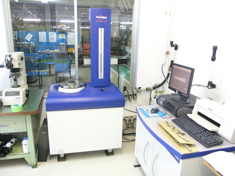 Measuring / Testing Machinery