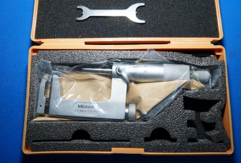 Micrometer MITUTOYO ACM-50の画像