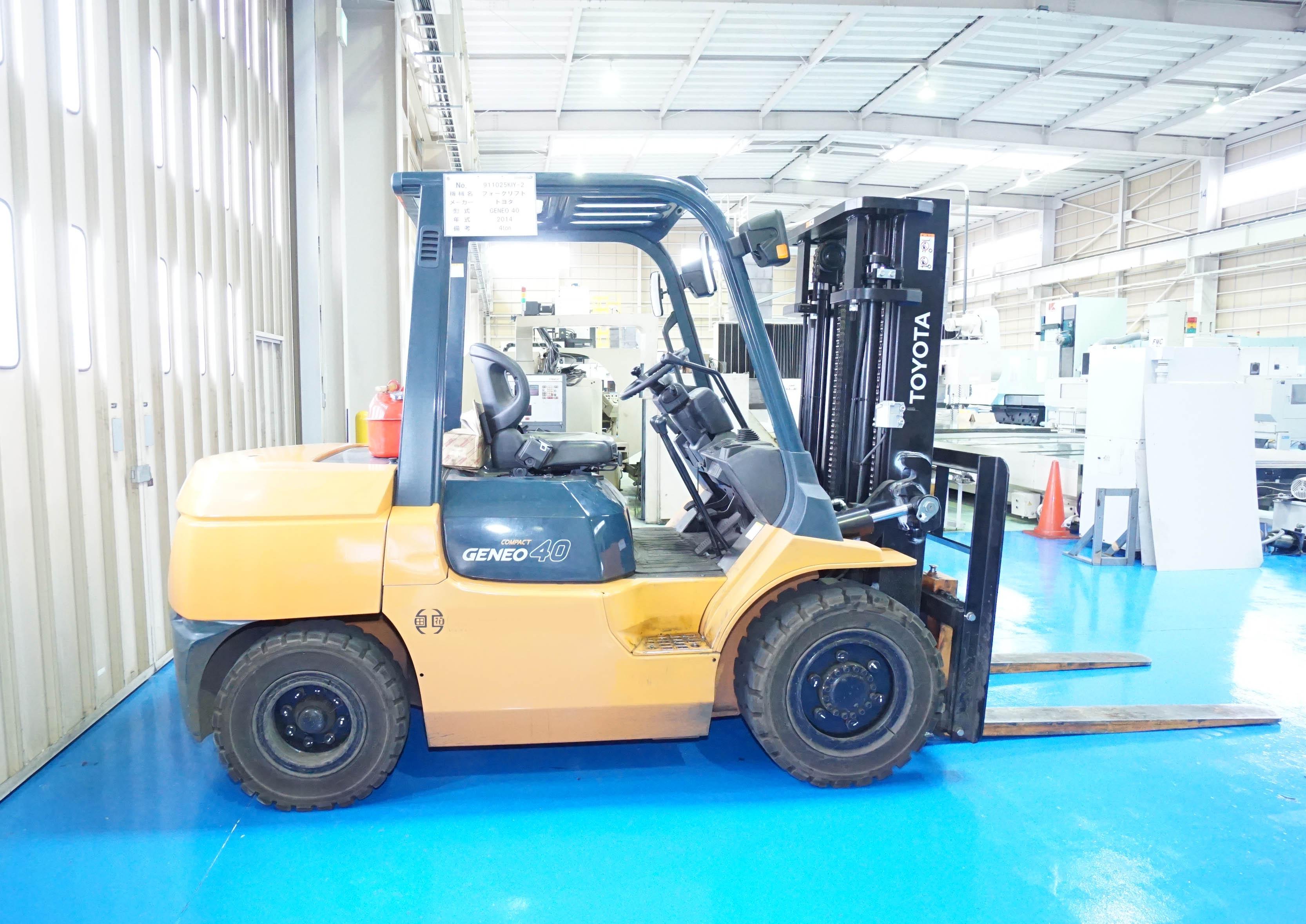 Transporting Handling Machinery