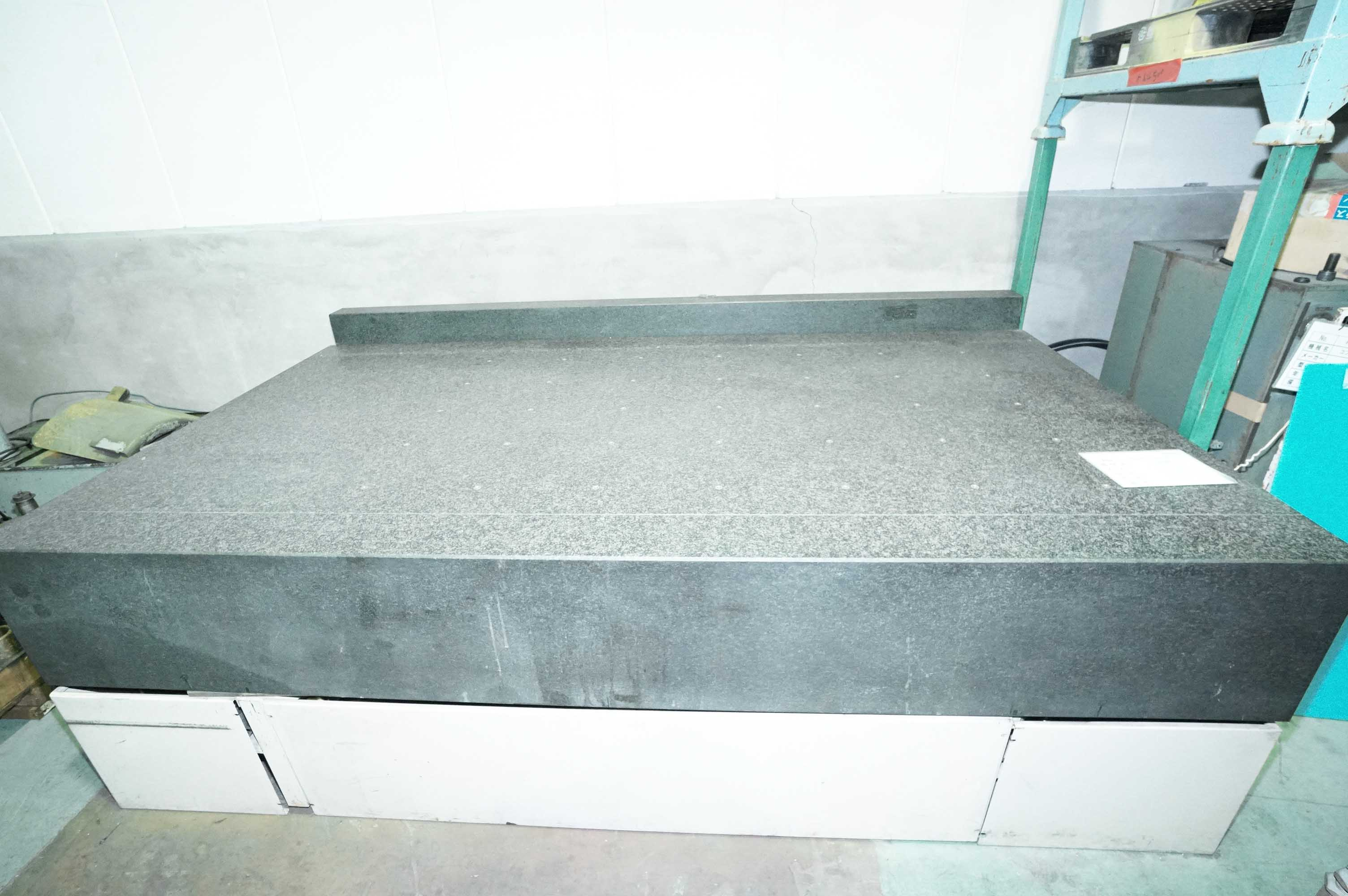 Stone Surface Plate MITUTOYO KN-815の画像