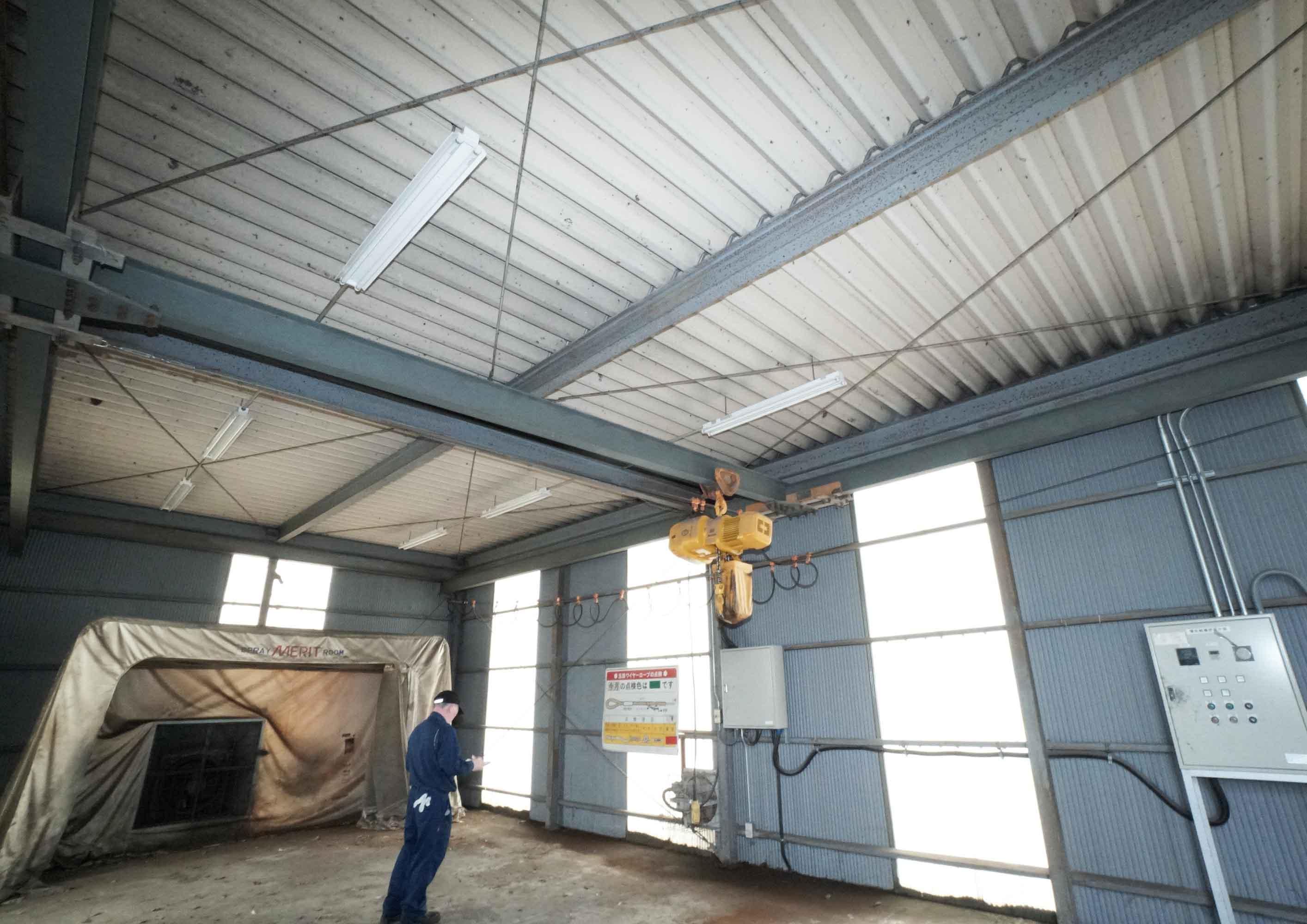 Hoist crane KITO 2 Ton (940906KIY-15)の画像
