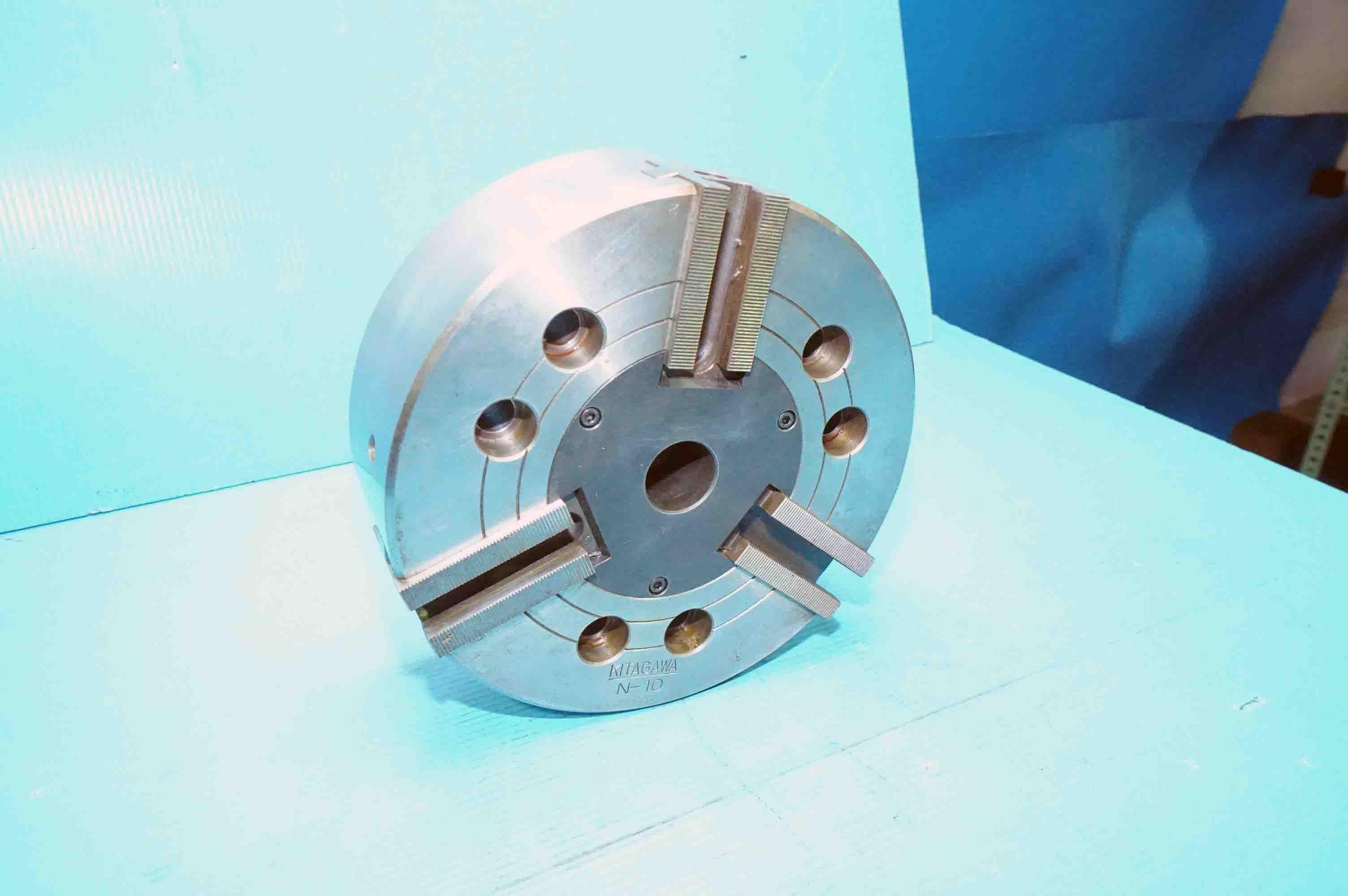 油圧チャック φ350 (890611MRT-21)の画像