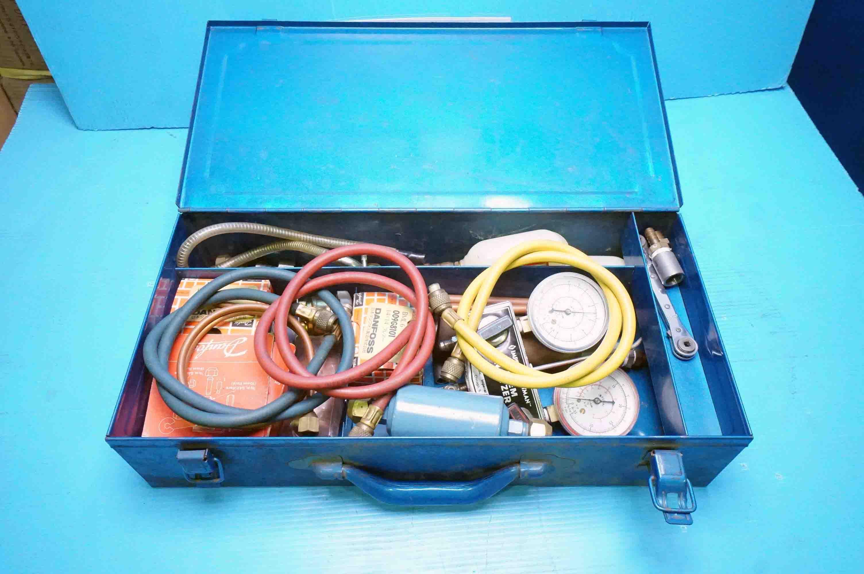 フロンガス探知充填機 インペリアルイーストマン(920303KIY-12-20)の画像
