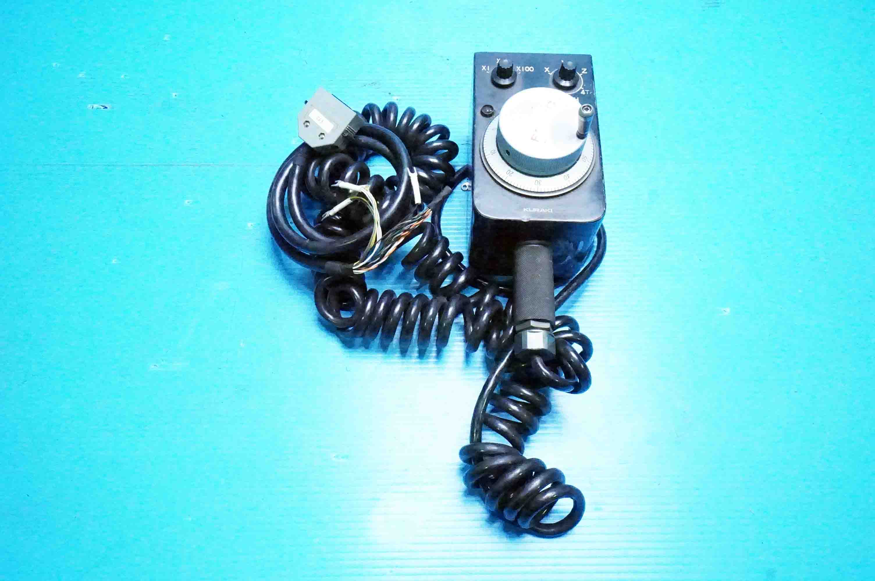 手動パルス発生器 クラキ (931208EIJ-15)の画像