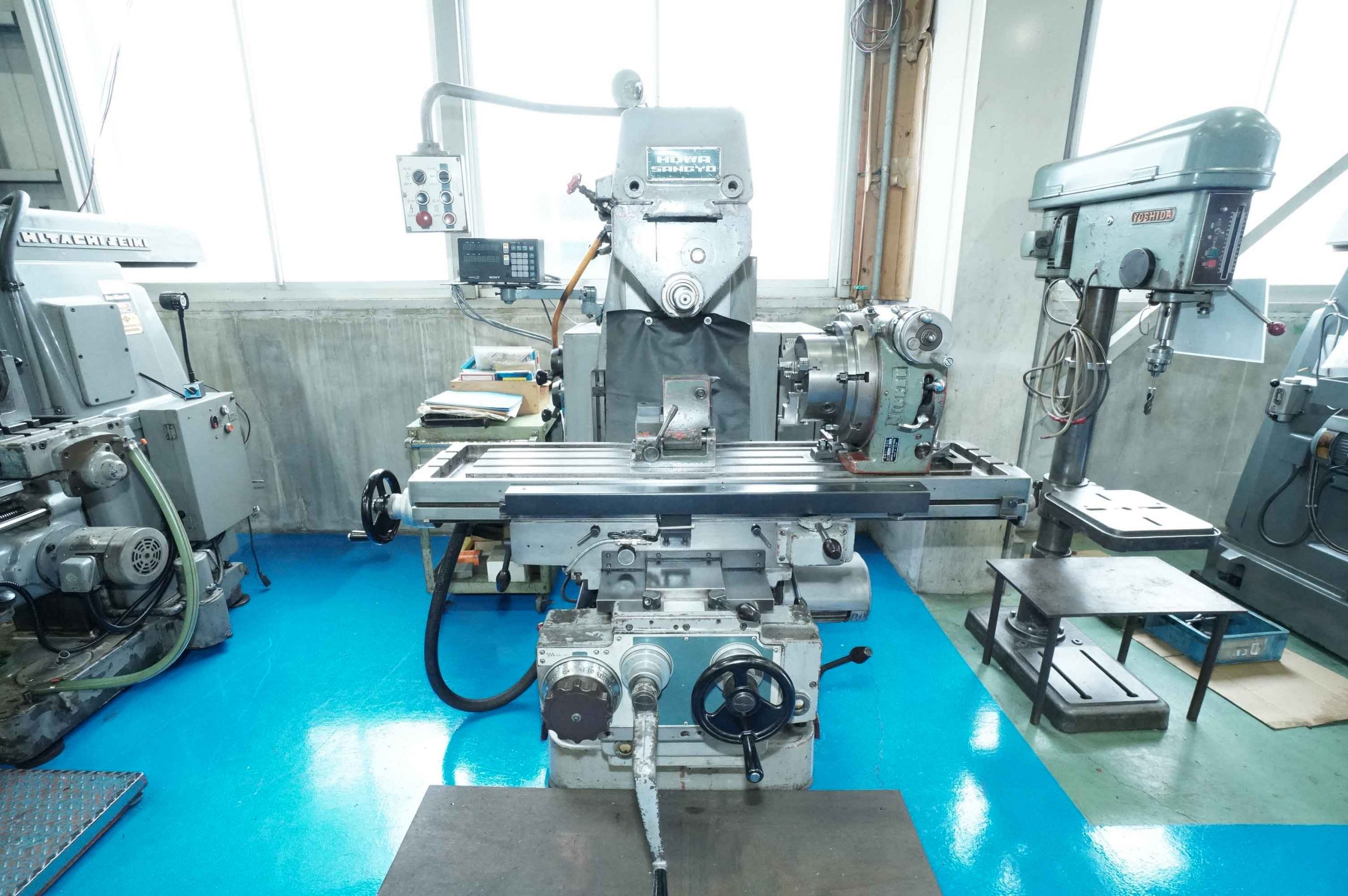 HORIZONTAL MILLING HOWA Strong Mill 2Hの画像