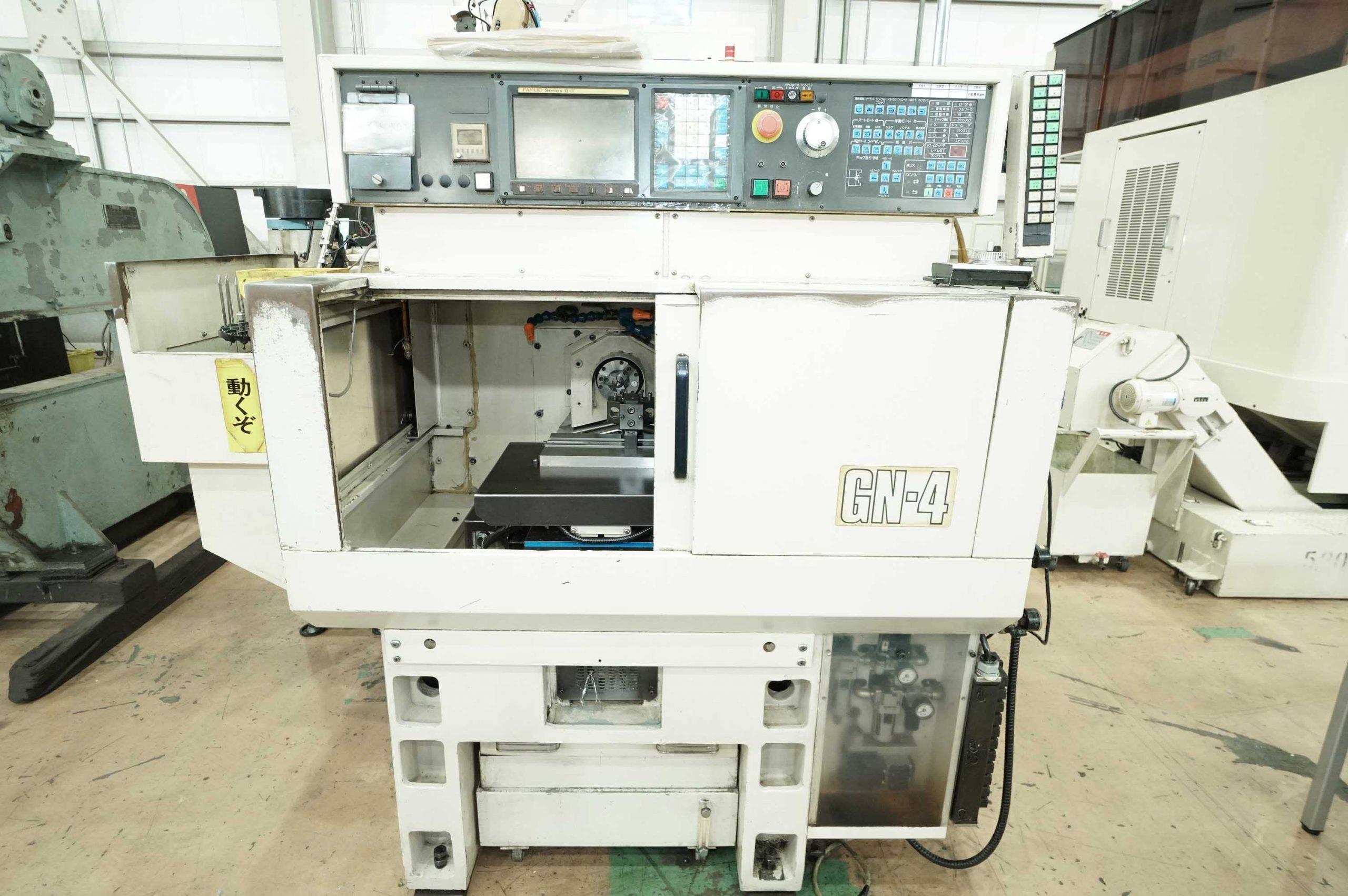 GANG Tool CNC Lathe  Ocean(Miyano)  GN-4Jの画像