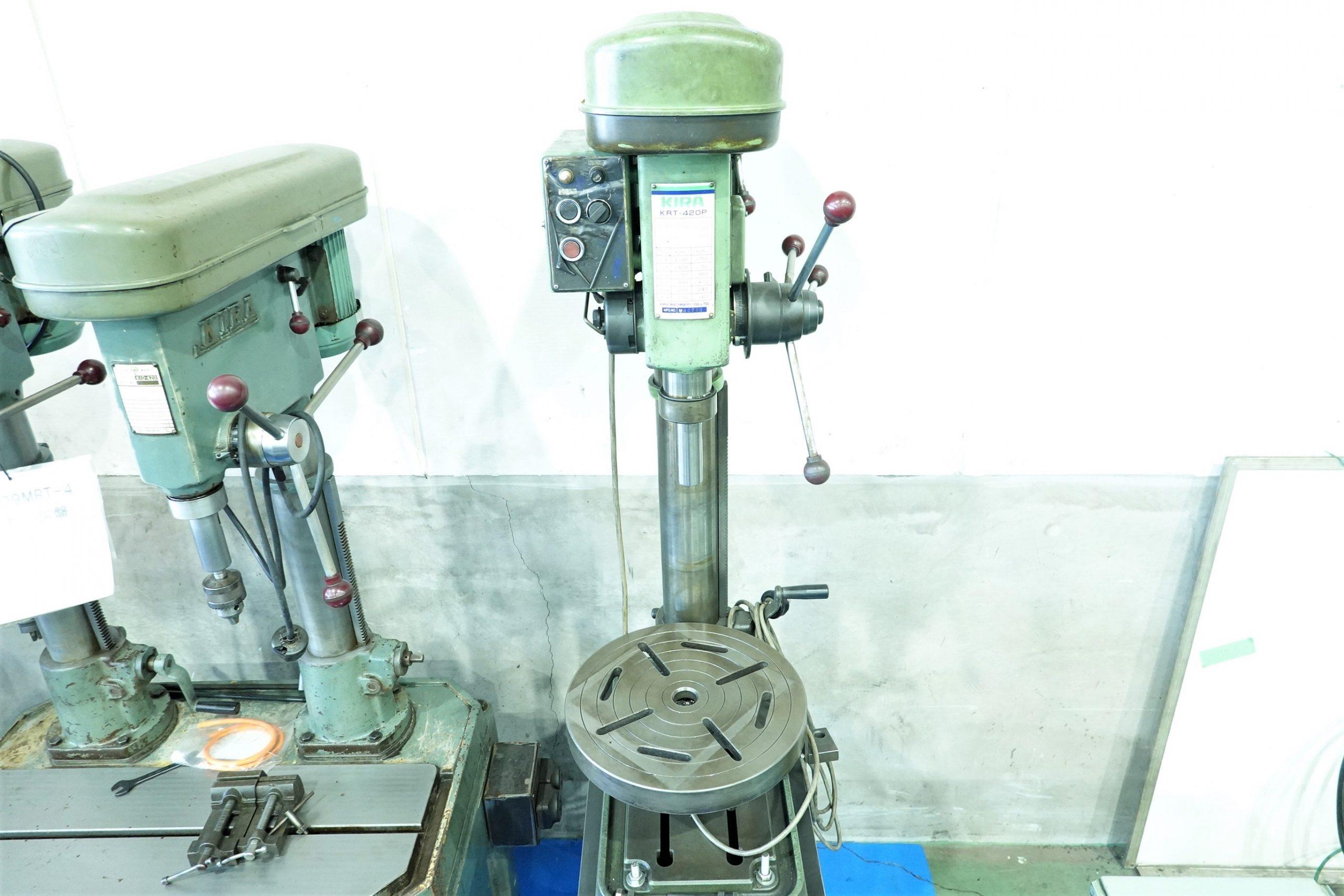 Bench drill  KIRA  KRT-420Pの画像